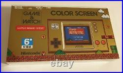 NINTENDO Game & Watch Super Mario Bros 35th Anniversary New Hongkong Taiwan