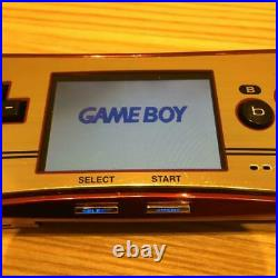 NINTENDO GameBoy Micro 20th Anniversary Edition Famicom Retro Video Game Charger