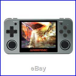 New Anbernic Rg350 Ips Retro Game 3.5 Inch 15000+ Game Rg350m 16gb 32gb New