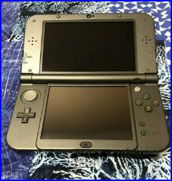 New Nintendo 3DS XL BLACK with 4000+ games ULTIMATE RETRO SYSTEM BEST SETUP