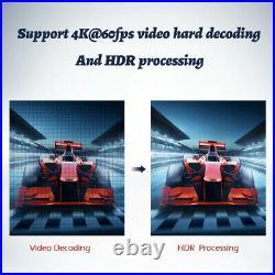 New Super gaming Console X Stick 4K HDMI Wireless Dual Controller Portable Retro