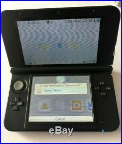 Nintendo 3DS XL Blue Pokemon X and Y Edition with 4000+ games ULTIMATE RETRO SYS