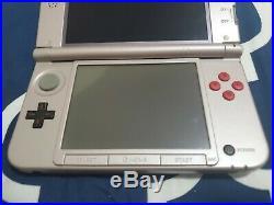 Nintendo 3DS XL Retro NES Edition ULTIMATE NINTENDO RETRO SYSTEM 40 GAMES