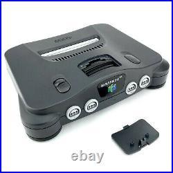 Nintendo 64 N64 Console 10 Games Goldeneye Controller Complete Retro Bundle
