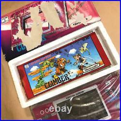 Nintendo CRYSTAL SCREEN Climber Game Watch English Version Rare Retro New