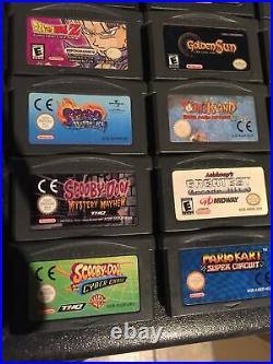 Nintendo Gameboy Micro bundle retro console with 18 Top Games
