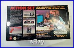 Nintendo NES Action Set Vintage Retro Video Game System Console PAL 8bit ITA