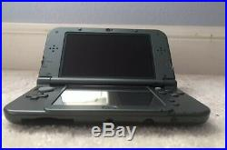 Nintendo New 3ds XL Black Edition with 4k games ULTIMATE NINTENDO RETRO SYSTEM
