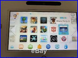 Nintendo Wii U Over 400 Games Wii / Wii U And All Retro Games