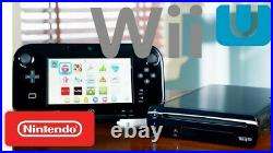 Nintendo wii u with 42 games and 63 retro games wii modded