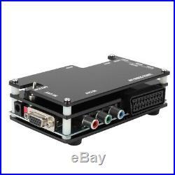 OSSC HDMI Converter Kit for Retro Game Consoles PS1 2 Xbox Sega Atari Ninte O1F2