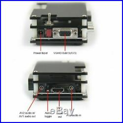 OSSC HDMI Converter Kit for Retro Game Consoles PS1 2 Xbox Sega Atari Nintendo