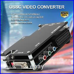 OSSC Video Converter SCART VGA to HDMI Open Source Scan for Retro Game Console
