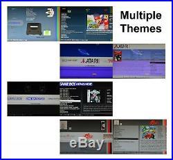 Odroid XU4 Retro Games Console- 128 320 GB Powerful Arcade Machine- KKSB Case