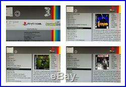 Odroid XU4 Retro Games Console- 128 or 320 GB Arcade Machine- N64 OGST Case