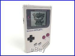 Original Nintendo Game Boy DMG-01 IPS Retro Pixel Screen 36 Colour Options