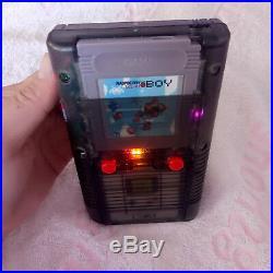 Original Used Raspberry Pi Pi3A+ Retro Game Console Game Boy LCL 32GB 5000 games
