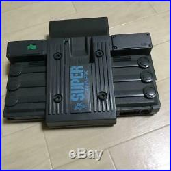 PC Engine Super Grafx Console System NEC Black 1989 Retro Video Game Junk
