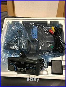 PC Engine Super Grafx Console System PI-TG4 NEC Black 1989 Retro Video Game