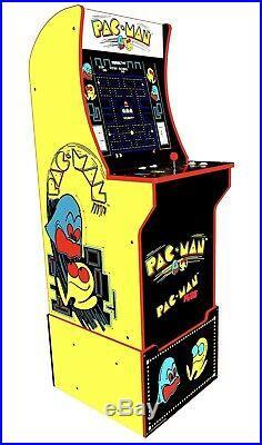 Pac Man Multi Game Arcade Cabinet Console Home Games Room Retro Gaming Machine