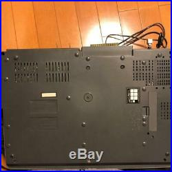 Panasonic MSX turbo R FS-A1ST retro vintage game Dark Gray USED DHL