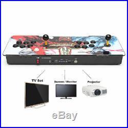Pandora Box 9 1500 Video Games in 1 Home Arcade Console Retro Gamepad HDMI