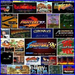 Pandora Box X 2600 in 1 Retro Video Games Double Stick Arcade Console UK Plug