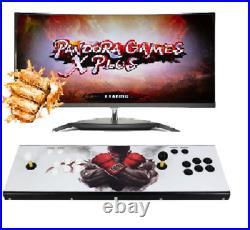 Pandora Games X plus 3303 Juegos Retro Consola maquina Arcade Video VGA/HDMI S