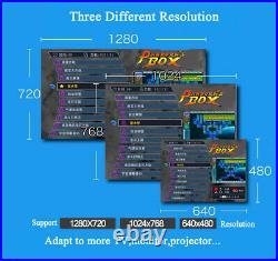 Pandora's 12 3188 in 1 Family 3D Games HD Retro Arcade Console 2 Controller UK