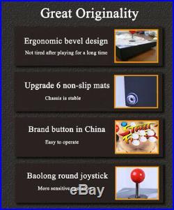 Pandora's 2400 in 1 Classic 3D Video Games Double Stick Retro Arcade Console