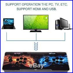 Pandora's Box 12 Retro Video Game Consoles 3188 Classical Games 52 3D Games HDMI