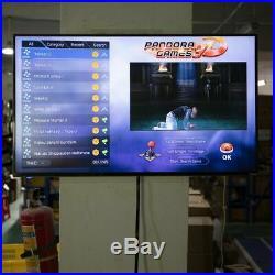 Pandora's Box 9s 2448 In 1 Retro Video Games Button Double Stick Arcade Console