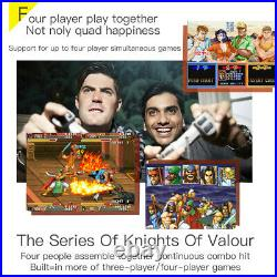 Pandora's Box12 3188-In-1 Video Games Retro Arcade Console Perfect For 4 Players
