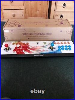 Pandora, s box 6 joystick genuine 3A games. Retro arcade 1300 games