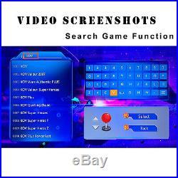 Pandoras Box 9s 3160 Games Retro Video Game Arcade Console HDMI Double Sticks