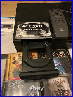 Philips CDI 210 Vintage/retro video and games console