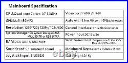 Portable Pandora Box DX 3000 in 1 Mini Retro Arcade Console 3D Game with Screen