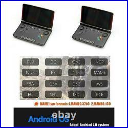 Powkiddy Black Lion X18 Andriod Handheld Retro Game Console 5.5 Inch Quad Core