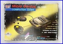 RARE NEW Micro Genius Computer Game IQ-1000 Retro Famicom Clone Vintage NES