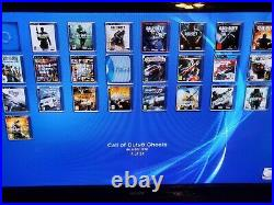 REBUG 4.88320gb Ps3 cfw with 23 ps3 games 21 ps1games, 20000 retro games