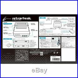 RETRO FREAK Normal Set CY-RF-A 11 retro game compatible machine Emulator NEW