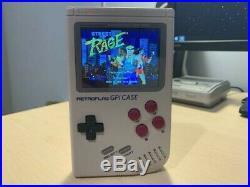 RETROFLAG GPi Case Portable Retro Gaming Handheld Raspberry Pi Zero W + GAMES