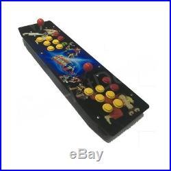 Raspberry Pi 3 B Arcade Game Retro Console Acrylic Artwork Panel Plug & Play