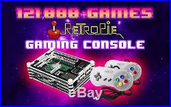 Raspberry Pi 3 B+ Classic Retro Console 123,000 Game Media Center Retropie 64GB