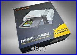 Raspberry Pi 4 (4GB RAM) Retro Gaming Console with (512GB) SD + Controller & More