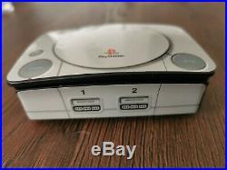 Raspberry Pi 4 B Retro Games Console -128GB Arcade Gaming 7500 Retropie+ PS case