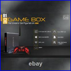 Retro G6 3D Game Box Video Game Console