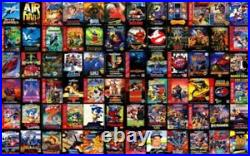 Retro Mini Game Console MD Mega Drive (Unofficial) + 900 Games with Free SD Card