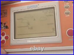 Retro Nintendo Game & Watch Climber DR-106 1988s Working