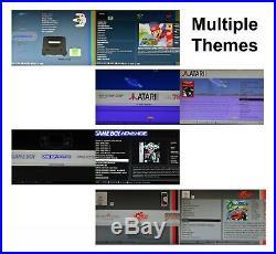 Retro games console 64 or 128 GB Raspberry Pi 3 Arcade Machine Flirc Case